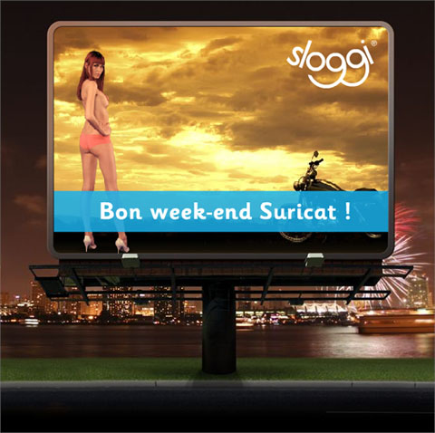 Week-end Sloggi